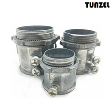 Manufacturer supply electrical zinc die cast box EMT fitting to conduit