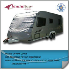 caravan front towing covers