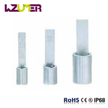 WZUMER DBN Chip-shaped Naked Terminal Non-insulated Blade cold pressing Terminals lugs for electric rotating machinery