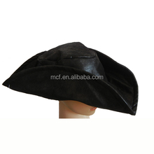 Party wholesale cheap female girl leather pirate hat MCH-0491