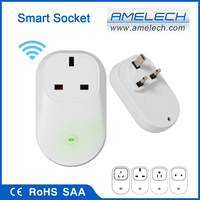 For Apple and Android Phones Small Wireless Home Automation Remote Light Switch