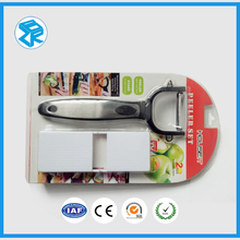 most selling product in alibaba custom blister package with slide hinge for fruit knife