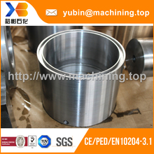 Chinese manufacture machinery precision iron bushing with custom service