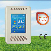 Top Sell Touch CO2 Monitor And