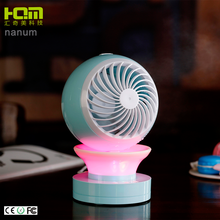 Mini Air conditioning Spray cool desktop fan