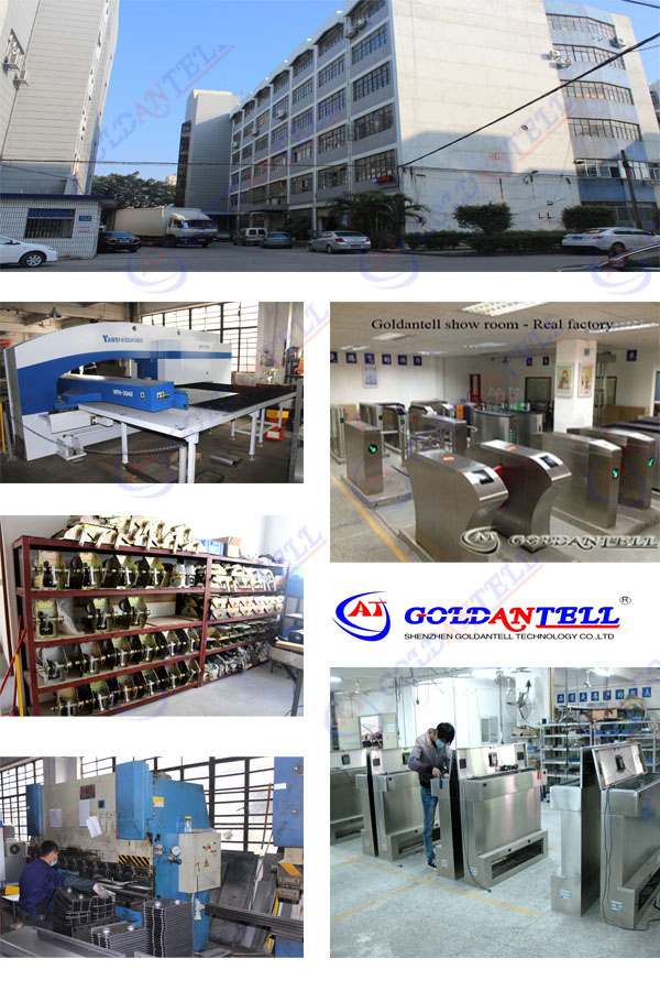Full Automatic OEM Swing Barrier&Fast Speed Gate&Full Automatic Swing Turnstile
