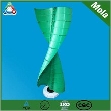 Best price easy to install low noise 200w 300w domestic vertical axis wind generator