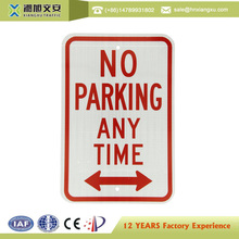 aluminum Traffic signs Reflective message sign board