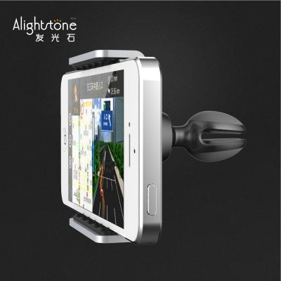 Universal Air Vent Smartphone Car Mount Holder Cradle for iPhone 6 5 5S 5C 4 4S Samsung Galaxy S5 S4 S3 Note 3