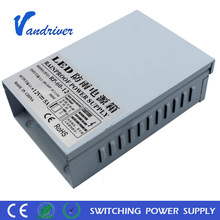 IP67 Adjustable Output Current 220V Input Voltage Single Output 60W LED Waterproof Power Supply with 2 Yeas Warranty