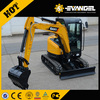 SANY SY235 23.5 Tons Fuel Economy King Crawler Excavator of rc Hydraulic Excavator with ISO Certification