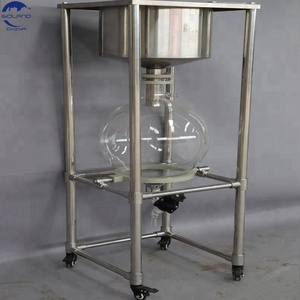 stainless steel 30L Vacuum Suction Filter Device | industrial Filtering Apparatus | Solvent Filter equipment
