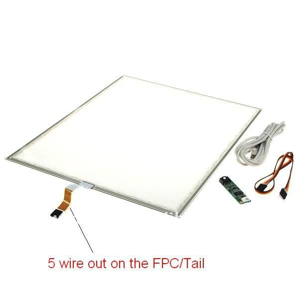 22 inch TFT Touch Screen LCD