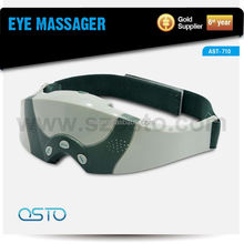 Vibrating fatigue reducing eye massager with CE,RoHS