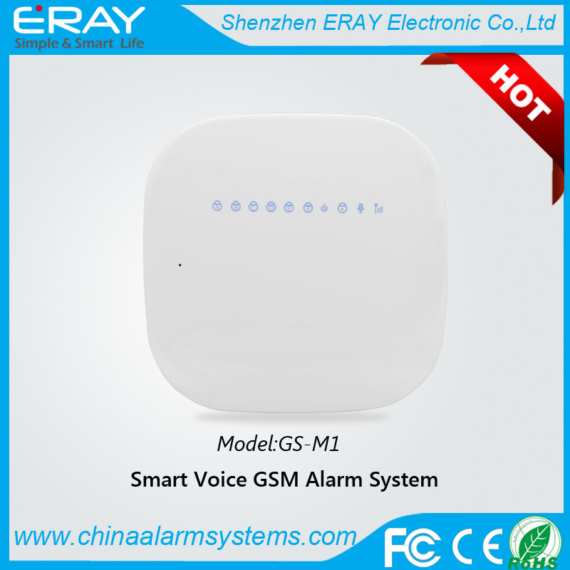 Eray hot selling DIY Home Security/ wireless surveillance alarm system