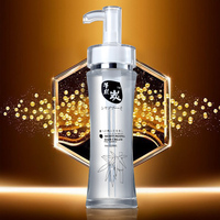 OEM Professional Salon Use strong hold Caviar Essence Hair Styling Gel