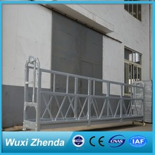 Custom Made Glass Cleaning Platform Parapet Clamp Zlp630
