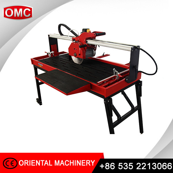 OSC-T Low noise granite cutting table saw