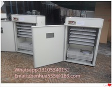 Top selling automatic egg incubator for hatching poultry incubator fighting cock