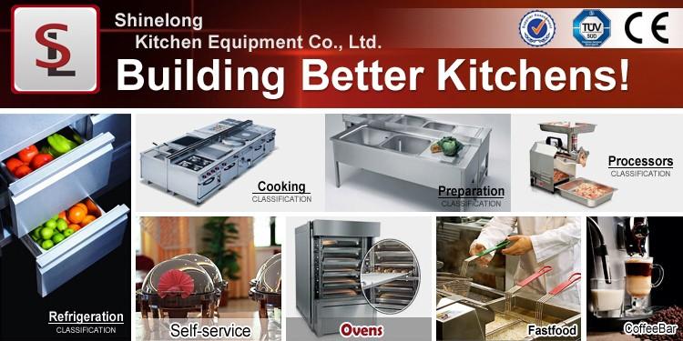 Shinelong Furnotel hotel restaurant kitchen equipment range model-1