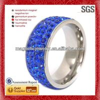 oem metal manufacturer pattern shiny animal stainless steel ring jewelry