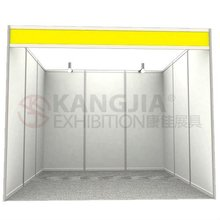Portable standard exhibition booth 3x3 for trade show