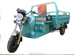 cheap 3 wheel Cargo Rickshaw/ high quality electric cargo tricycle made in China