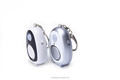 Personal alarm personal usage wristband detector/bag/luggige/door using