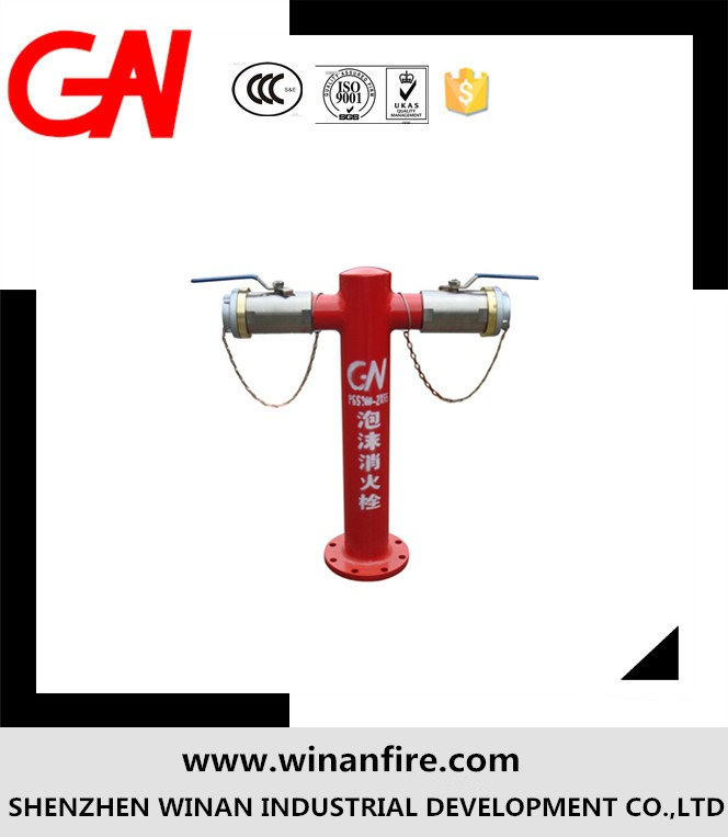 Hot Selling Foam Hydrant For Fire Protection