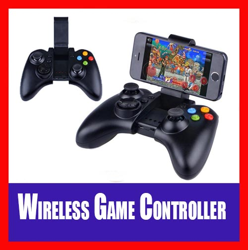 New Design Bluetooth Android Gamepad Controller Gaming Pad Joystick for iPhone iPad ....