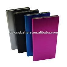 High-end aluminum alloy housing mobile power bank