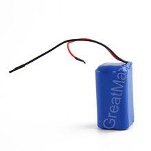 Rechargeable li-ion polymer battery 7.4v 5000mah for dvd