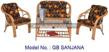 Indoor Sofa Set, Rattan Sofa