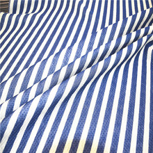 Stripe Fabric Wholesale Cheap Viscose Mattress Fabric Designed
