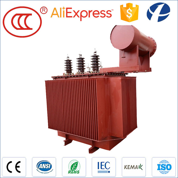 All Power Rate Available Manufacturer Supply Oil Immersed 11/0.4KV 1250KVA Double Wound Power Transformer