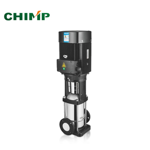 High head 0.75hp stainless steel vertical multistage centrifugal pump