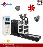 industrial fan balancing machine