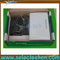 USB2.0 10/100M print networking usb 2.0 server m4 SE-204U