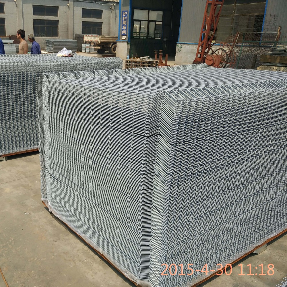 2016 High Tensile Strength Welded Wire Mesh Fencing Create A Boundary