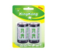 korea dry battery 6F22-1S 9V