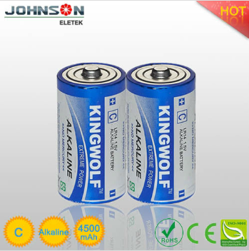 the alkaline dry battery pack lr14 um2 battery
