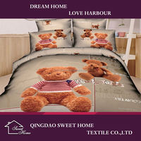 100% Cotton World Bedding Set New Products