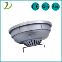High power LED 30w AR111 cob led 230V G53 base cob QR111 led 30w warm white 230V cob 30w led AR111