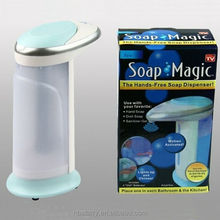 Magic Soap Hands Free Motion Sensitive Automatic Soap Dispenser As Seen On TV Soap Magic