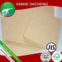 best price MDF/high gloss UV MDF panel/laminate MDF board