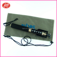 Customized Logo OEM Designed Microfiber Monopod Bluetooth Shutter Pouch