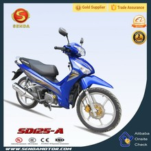 FUEL-EFFICIENT CUB WAVE MOTORCYCLE STRONG SD125-A