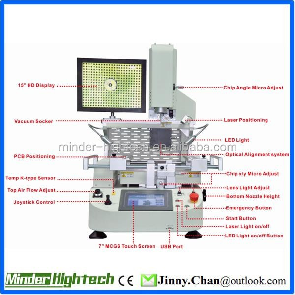 Convenient Operation Automatic Optical Alignment Smd Soldering Tools