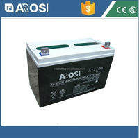 High temperature12v 100ah solar battery empty car battery case