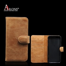 Retro Wallet Magnet Leather Folio Phone Case For iphone 6